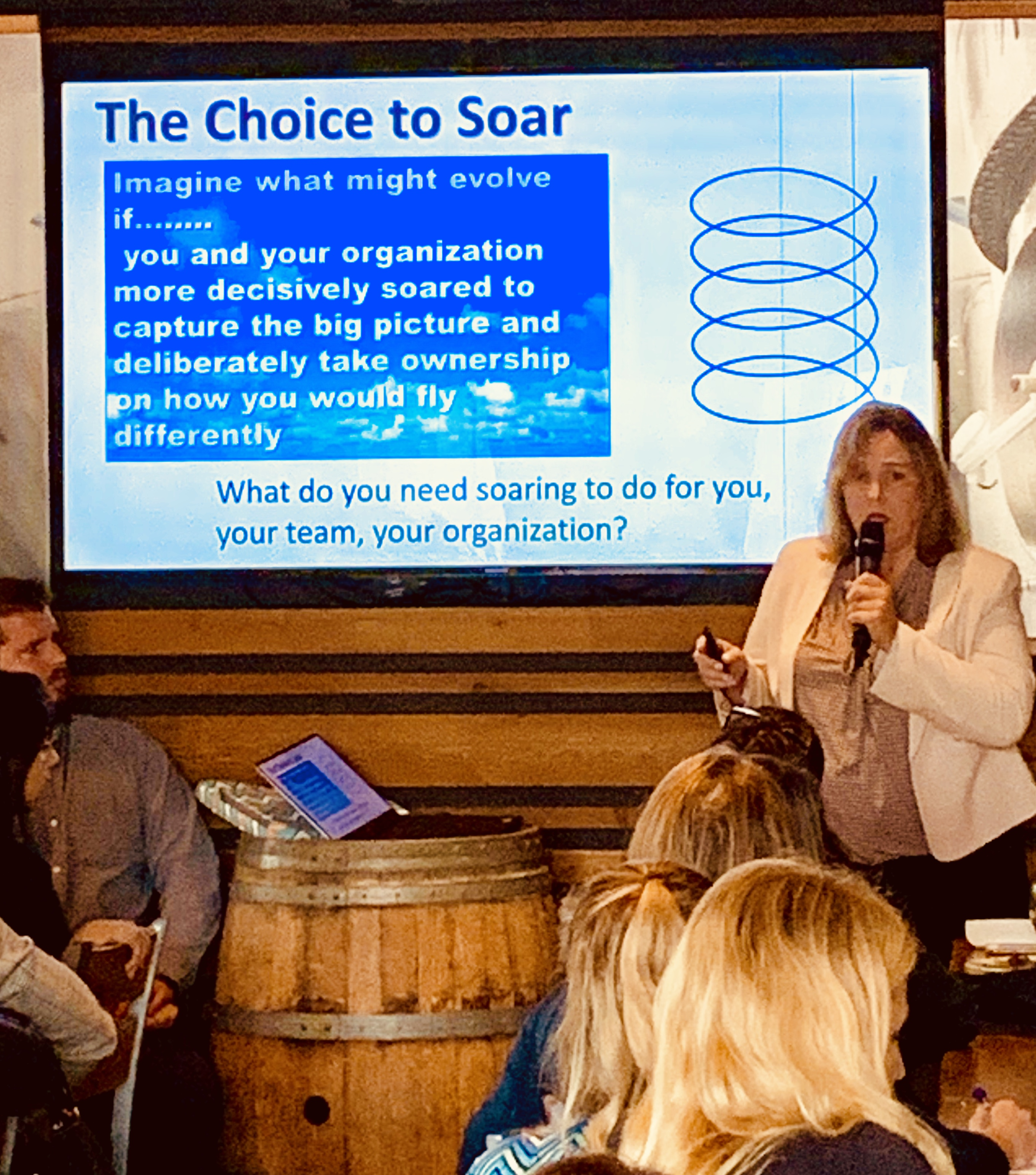 Leadership Skills that will help you SOAR! event photo