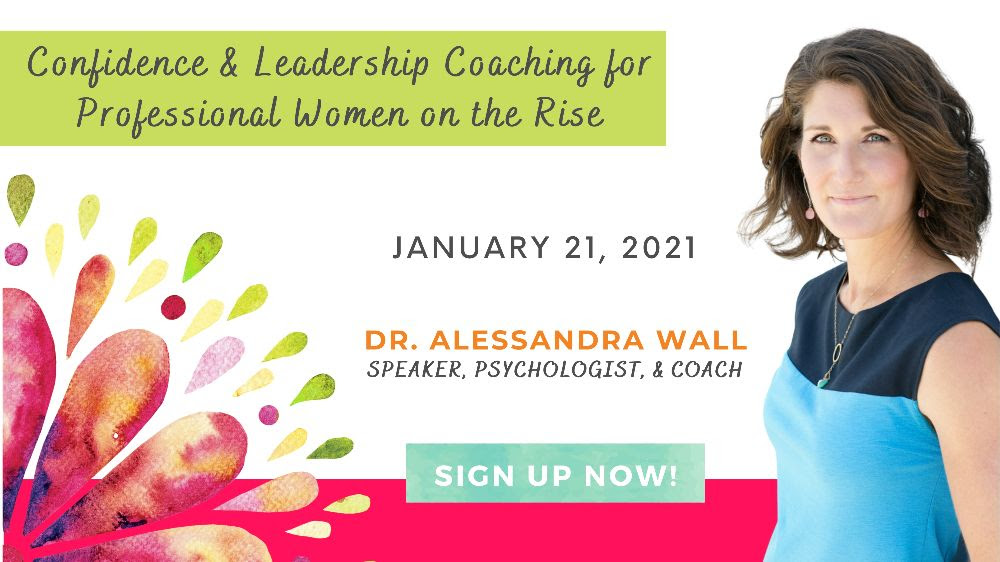 Dr. ALessandra Wall, Speaker, Psychologist, Coach
